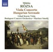 Mariusz Smolij: Rozsa, M: Viola Concerto / Hungarian Serenade - CD
