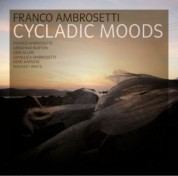 Franco Ambrosetti: Cycladic Moods - CD