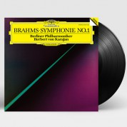Herbert von Karajan, Berliner Philharmoniker: Brahms: Symphony No. 1 - Plak