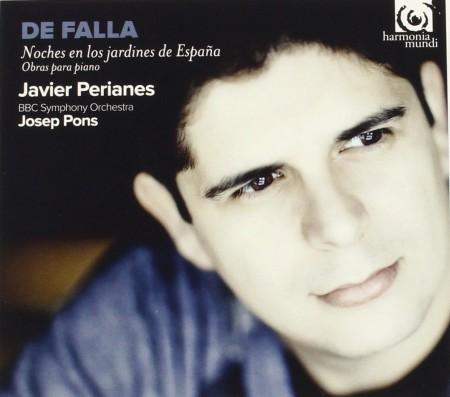 Javier Perianes, BBC Symphony Orchestra, Josep Pons: De Falla: Noches en los jardines de Espana - CD
