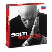 Sir Georg Solti: Bartok - CD