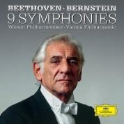 Leonard Bernstein, Vienna Philharmonic Orchestra: Beethoven: Symphonies - CD