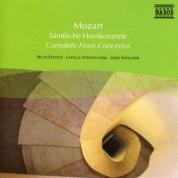 Milos Stevove: Mozart: Complete Horn Concertos - CD