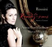 Anna Bonitatibus, Marco Marzocchi: Rossini: Un Rendez - Vous - CD