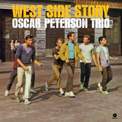 Oscar Peterson Trio: West Side Story - Plak