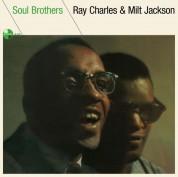 Ray Charles, Milt Jackson: Soul Brothers - Plak