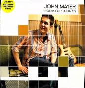 John Mayer: Room for Squares (JB HIFI - Limited Edition - Opaque Gold Vinyl) - Plak