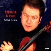 Cihat Aşkın: Kreutzer 42 Etudes - CD