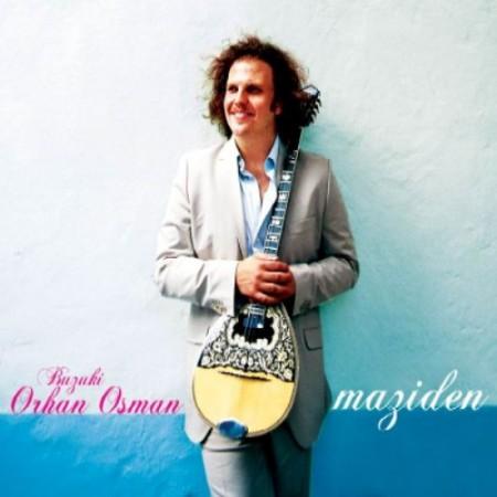 Buzuki Orhan Osman: Maziden - CD