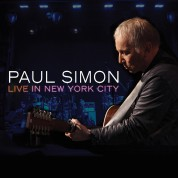 Paul Simon: Live In New York City - CD