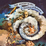 The Moody Blues: A Question Of Balance - Plak