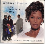 Whitney Houston: The Preacher's Wife (Original Soundtrack Album) - CD