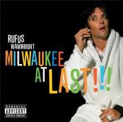 Rufus Wainwright: Milwaukee At Last!! - CD