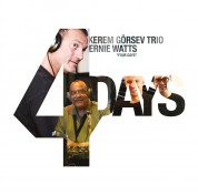 Kerem Görsev: Four Days - CD