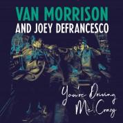 Van Morrison, Joey De Francesco: You're Driving Me Crazy - Plak