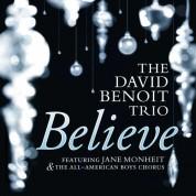 David Benoit, Jane Monheit: Believe - CD