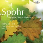 Maria du Toit, Cape Philharmonic Orchestra, Arjan Tien: Spohr: Complete Clarinet Concertos - CD
