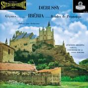 Orchestre de la Suisse Romande, Ataúlfo Argenta: Debussy: Images pour Orchestre - Plak