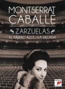 Montserrat Caballé: Zarzuelas - CD