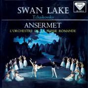 Orchestre de la Suisse Romande, Ernest Ansermet: Tchaikovsky: Swan Lake - Plak