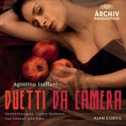 Alan Curtis, Carolyn Watkinson, Daniela Mazzucato, John Elwes, Paul Esswood, Wouter Möller: Steffani: Duetti Da Camera - CD