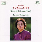 Scarlatti, D.: Keyboard Sonatas, Vol. 1 - CD