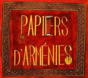 Papiers D'armenies - CD