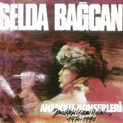 Selda Bağcan: Anadolu Konserleri  Müzikte Yirmi Yılım! 1970-1990 - CD