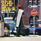 Gary Burton: New Vibe Man In Town - CD