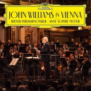 John Williams, Anne-Sophie Mutter, Wiener Philharmoniker: John Williams - In Vienna - Plak