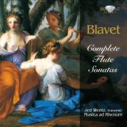 Jed Wentz, Musica ad Rhenum: Blavet: Flute Sonatas (Complete) - CD