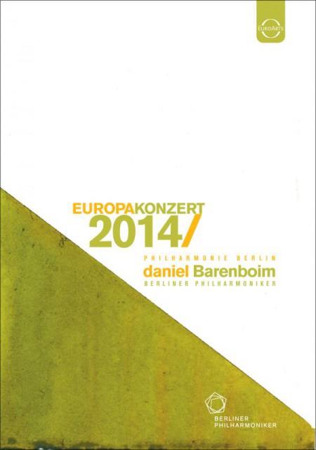 Berliner Philharmoniker, Daniel Barenboim: Europakonzert 2014 - DVD
