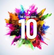 The Piano Guys: 10 - CD
