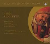 Tito Gobbi, Maria Callas, Giuseppe di Stefano, La Scala Orchestra, Tullio Serafin: Verdi: Rigoletto - CD