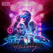 Muse: Simulation Theory (Deluxe Edition) - CD