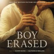 Saunder Jurriaans, Danny Bensi: Boy Erased (Translucent Vinyl) - Plak