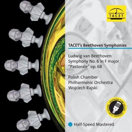 Polish Chamber Philharmonic Orchestra, Wojciech Rajski: Beethoven: Symphony No. 6  (Half Speed Mastered) - Plak
