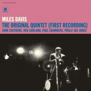Miles Davis: The Original Quintet (First Recording) - Plak