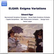 Elgar: Enigma Variations (Uk) - CD