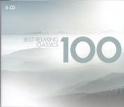 Çeşitli Sanatçılar: Best 100 Relaxing Classics - CD