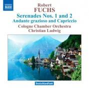 Christian Ludwig: Fuchs: Serenades Nos. 1 & 2 - CD