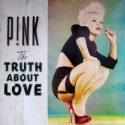 Pink: The Truth About Love - Plak