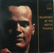 Harry Belafonte: Belafonte At The Greek Theatre - Plak