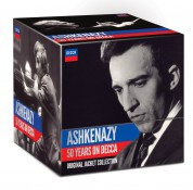 Vladimir Ashkenazy: 50 Years on Decca - CD