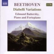 Beethoven: Diabelli Variations, Op. 120 - CD