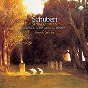 Brandis Quartet: Schubert: String Quartets Rosamunde, Tod und das Mädchen - CD