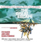 Elmer Bernstein: The Great Escape (Soundtrack) - Plak