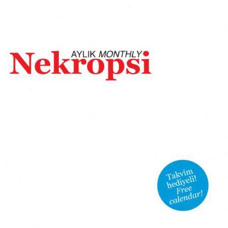 Nekropsi: Aylık - CD