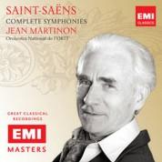 Orchestre National de l'ORTF, Jean Martinon: Saint-Saens: Complete Symphonies - CD