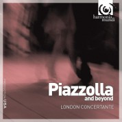 London Concertante: Piazzolla & Beyond - CD